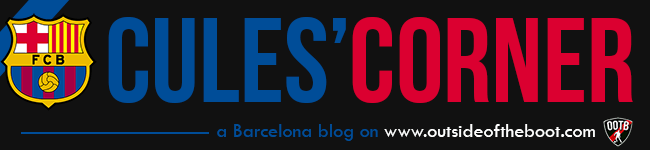 Cules' Corner Barcelona Football blog