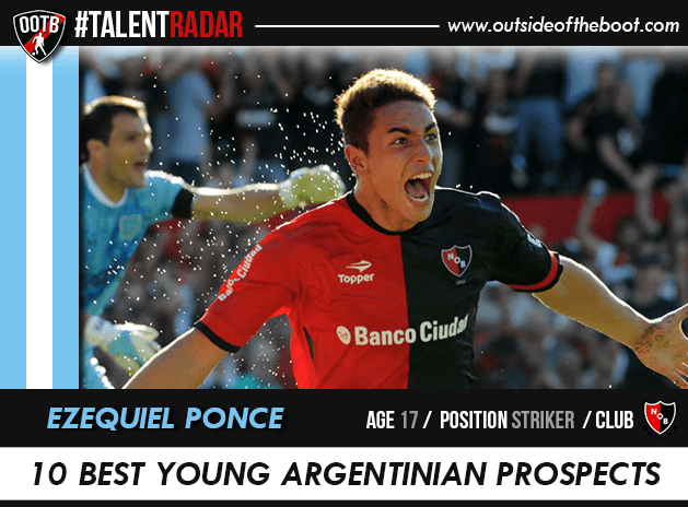 Ezequiel Ponce Newell's Talent 2014