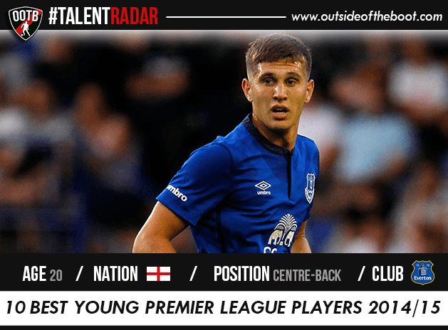John Stones Everton Talent