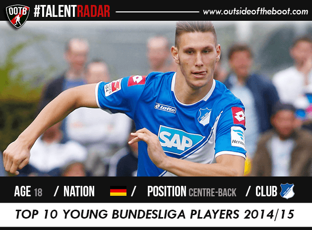 Niklas Sule Hoffenheim Talent (1)