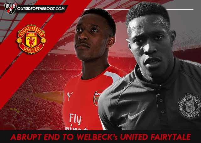 Welbeck Arsenal United (1)