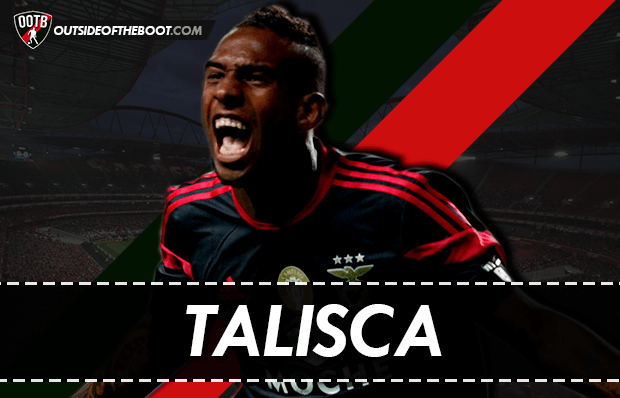 Talisca Benfica 2014