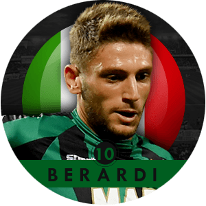 Domenico Berardi 2015 | Best Young Players