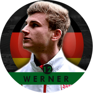 Timo Werner 2015 | Best Young Players