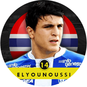 Mohamed Elyounoussi 2015 | Best Young Players