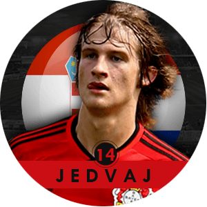 Tin Jedvaj 2015 | Best Young Players