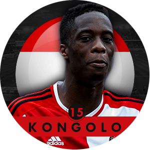 Terence Kongolo 2015 | Best Young Players