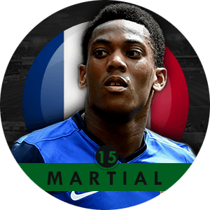 Anthony Martial 2015 | Best Young Players