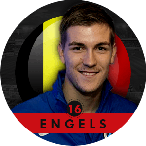 Bjorn Engels 2015 | Best Young Players