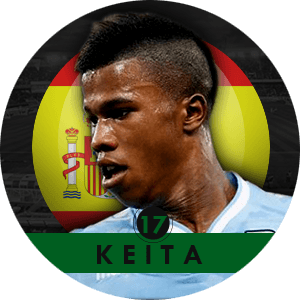 Balde Keita 2015 | Best Young Players