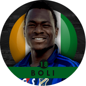 Franck Boli 2015 | Best Young Players