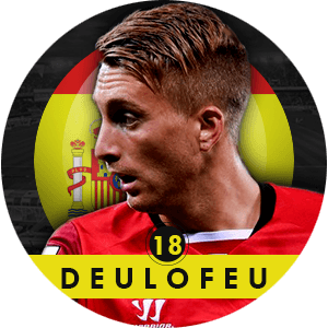 Gerard Deulofeu 2015 | Best Young Players