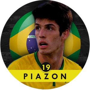 Lucas Piazon 2015 | Best Young Players