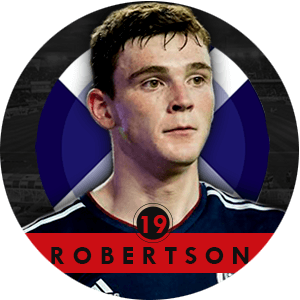 Andrew Robertson 2015 | Best Young Players