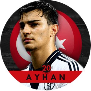 Kaan Ayhan 2015 | Best Young Players