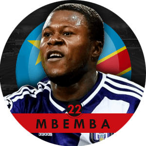 Chancel Mbemba 2015