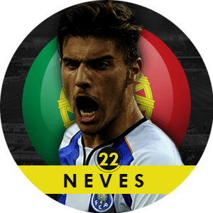 Ruben Neves 2015