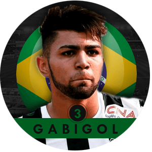 Gabriel Barbosa 2015 | Best Young Players