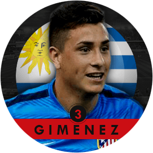 Jose Gimenez 2015 | Best Young Players