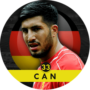 Emre Can 2015 | Best Young Players