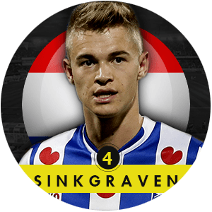 Daley Sinkgraven 2015 | Best Young Players