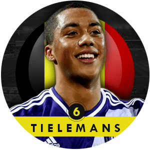 Youri Tielemans 2015 | Best Young Players