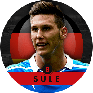Niklas Sule 2015 | Best Young Players