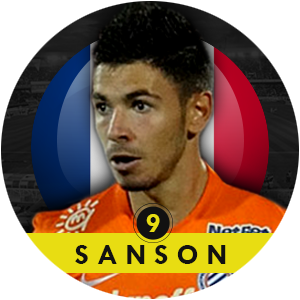 Morgan Sanson 2015 | Best Young Players