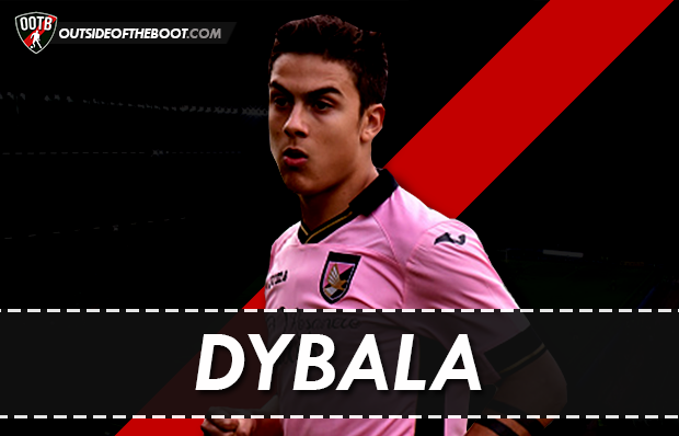 scout report paulo dybala palermo s impressive young striker