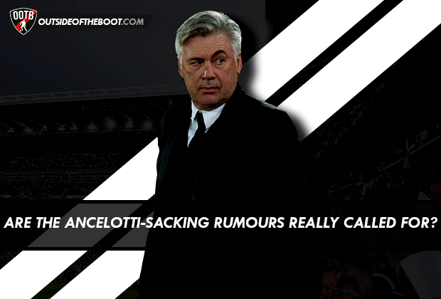 Ancelotti Sacking Rumours
