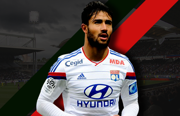 Nabil Fekir: Lyon's Talented Attacking Midfielder • Outside Of The Boot