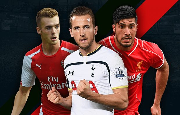 Premier League Best Young Players