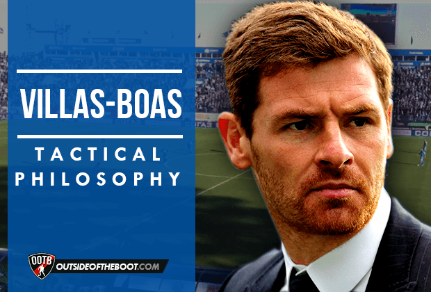 Tactical philosophy andre villas boas outside of the boot for Villas boas