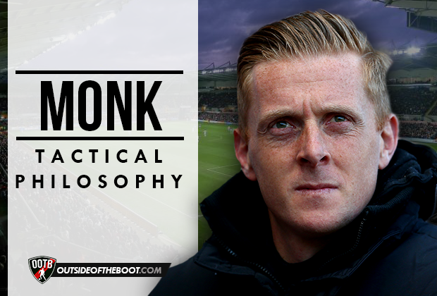 Garry Monk 2015