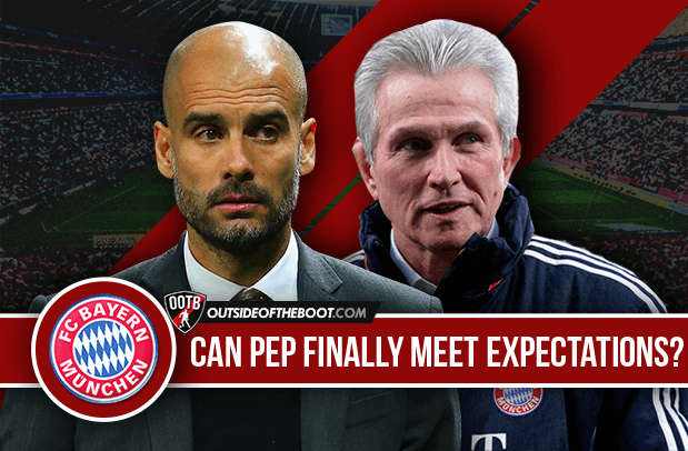 Guardiola Heynckes 2015