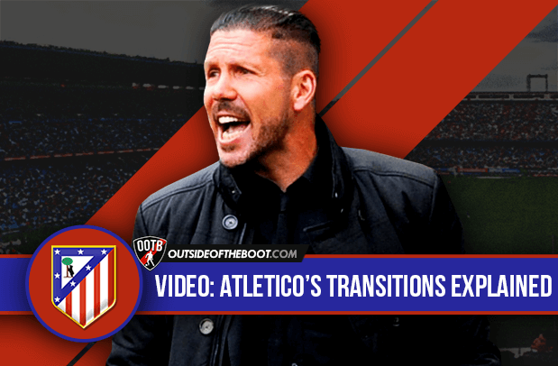 Diego Simeone Transitions