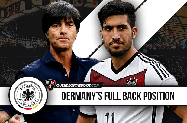 Emre Can Germany 2015