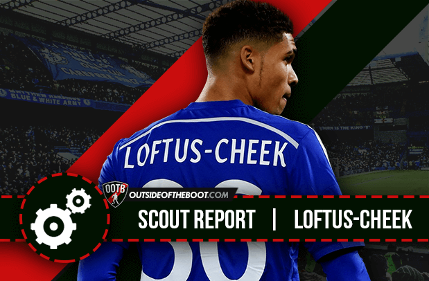 Ruben Loftus Cheek Chelsea 2015