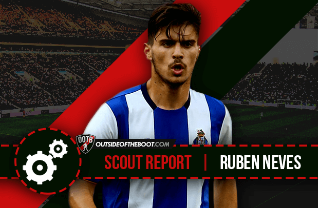 Ruben Neves Porto 2016