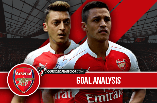 Sanchez Ozil Arsenal 2016