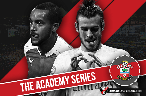 The Academy Series 10 Best Southampton Products Bale Walcott And Shearer Feature Outside Of The Boot