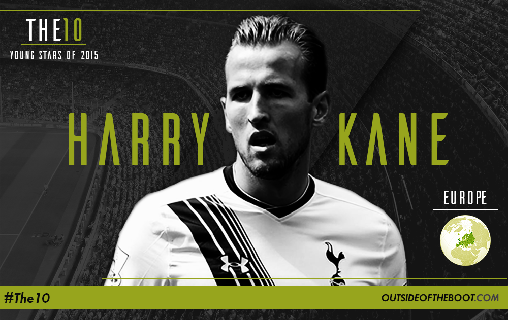Europe Harry Kane 2016