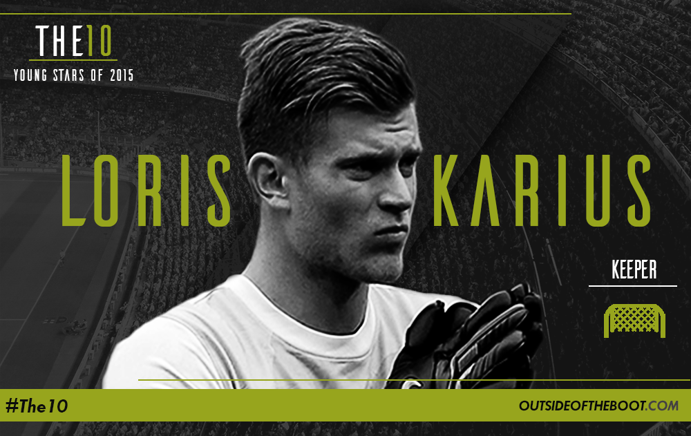 Keeper Loris Karius 2016