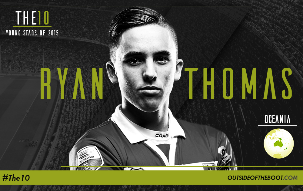 Oceania Ryan Thomas 2016