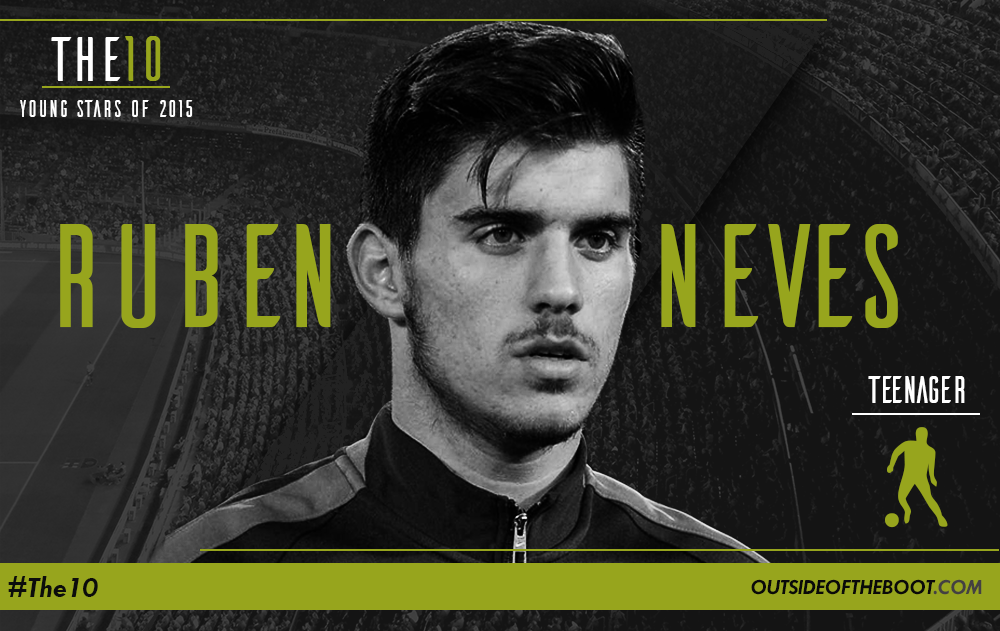 Teenager Ruben Neves 2016