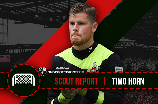 Timo Horn 2016