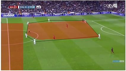 Real Madrid poor structure affecting defensive transition