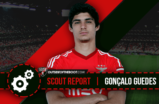 Goncalo Guedes Benfica 2015-16