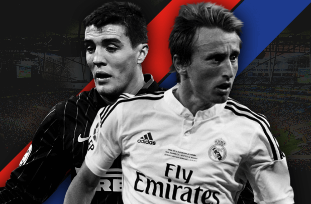 The Academy Series 10 Best Dinamo Zagreb Products Modric Kranjcar And Corluka Feature Outside Of The Boot