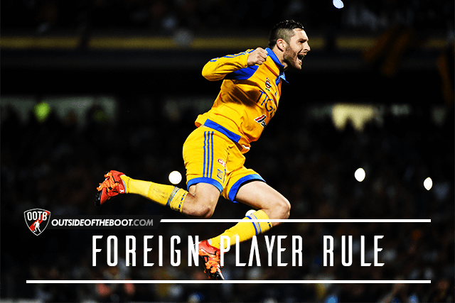 Foreign Player Rule
